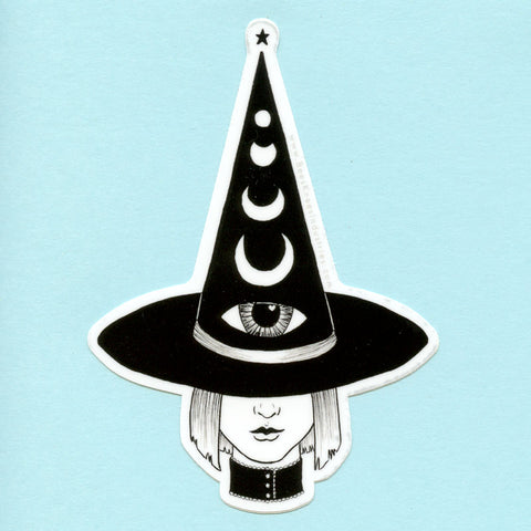 Third Eye Witch Sticker