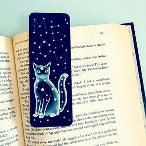 Celestial Cat Bookmark