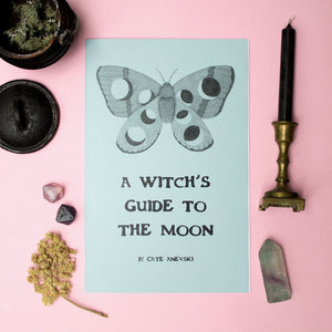 Witch's Guide to the Moon