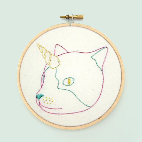 Fantasticats Embroidery Patterns