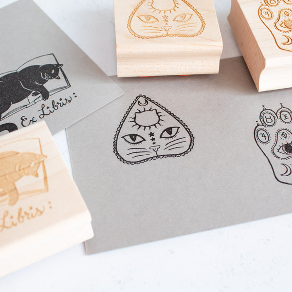 Witchy Rubber Stamp Collection