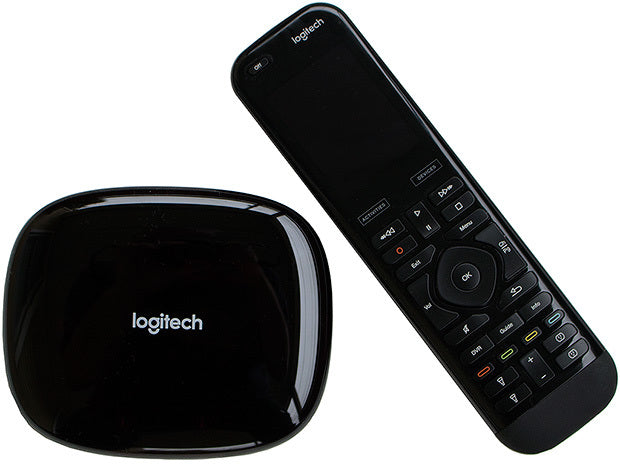 Logitech Harmony Elite, Harmony remote for home entertainment and home control.
