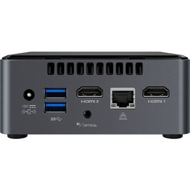 Boxed Intel Nuc Kit With Celeron Processor J4005, 4 M Cache, Up To 2.70 G Hz, Au Cord, 3 Yrs Warranty
