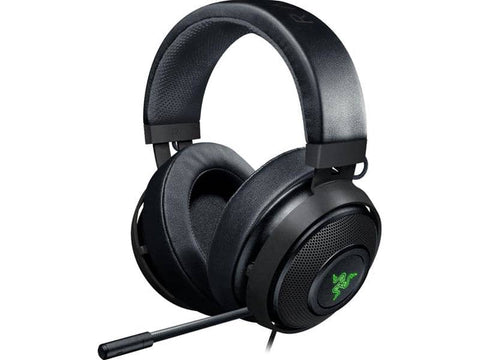 Razer Kraken Tournament Edition - Wired Gaming Headset with USB Audio Controller - Black - FRML Packaging