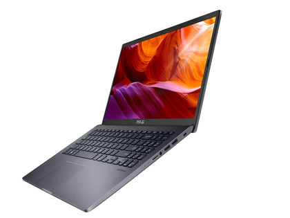 VIVOBOOK, i5-1035G1, WIN10-H, 15.6' HD, 8GB, 1TB HDD, Intel UHD Graphics 620, 2x USB 2.0, 1x USB3.1, 1x USB-C, 1x HDMI, SLATE GRAY, 1 YR PUR