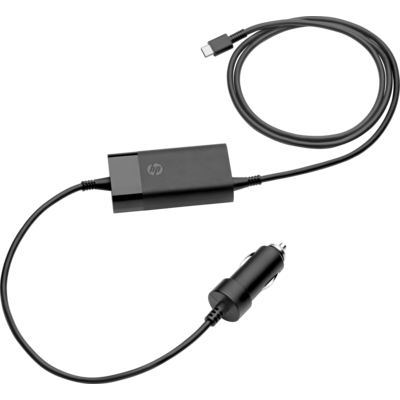 Hp Usb C Auto Adapter 65 W
