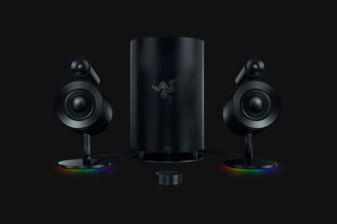 Razer Nommo Pro - 2.1 Gaming Speakers - AUS/NZ Packaging