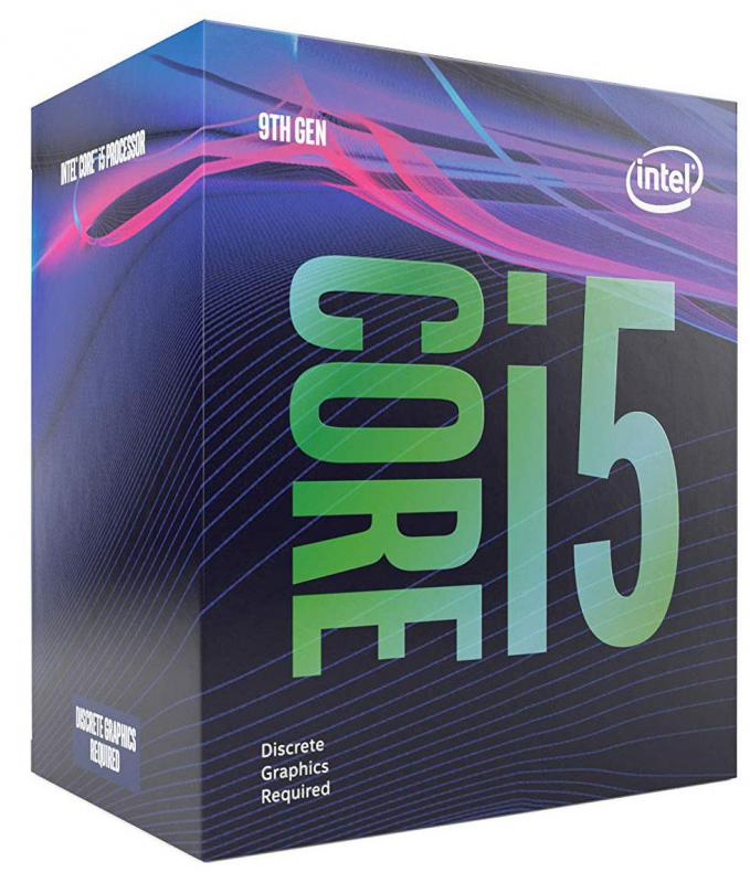 Boxed Intel Cpu Core I5 9400 F (2.9 G Hz, 9 M, Lga1151)