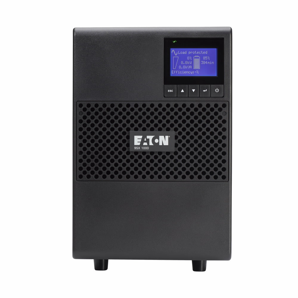 Eaton 9 Sx 1000 Va/900 W On Line Tower Ups, 240 V