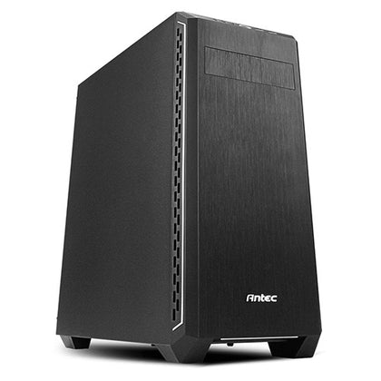 Antec P7 Silent Sound Dampening ATX Business, Gaming Case. External 5.25' x 1, Internal 3.5' x 2. Two Years Warranty