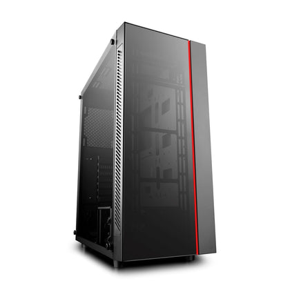 Deepcool MATREXX 55 ATX Minimalist Tempered Glass Case, Supports E-ATX MB
