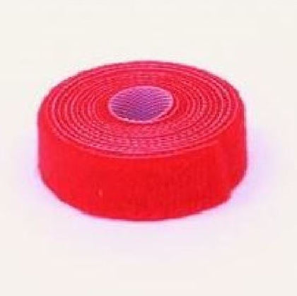 Astrotek Cable Tie Management Red 1.5cm x 100cm (W x L)