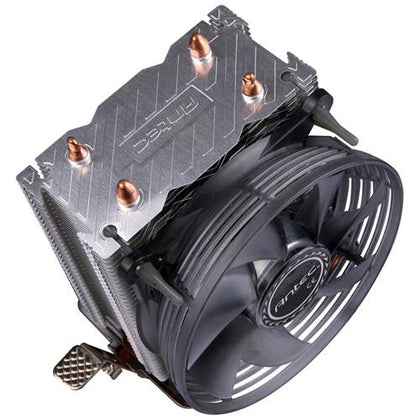 Antec A30 Air CPU Cooler, 92mm Blue LED 36CFM, Copper Heatpipe. Intel LGA: 775, 1150, 1151, 1155, 1156, AMD: AM2(+), AM3, AM3+, FM1,  3 Years Warranty