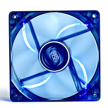 Deepcool Case Fan 120mm x 25mm Transparent Frame with Blue LED