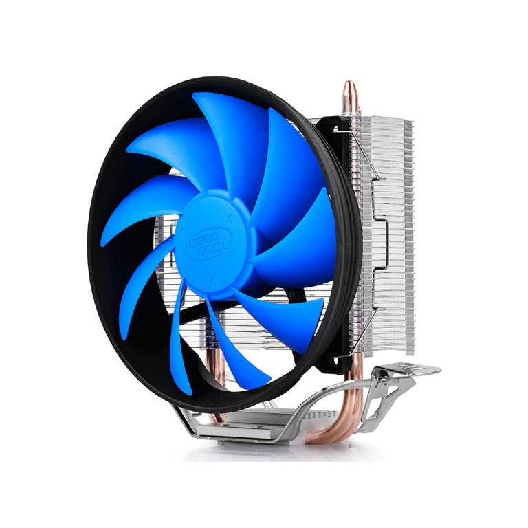 Deepcool Gammaxx 200T, 12cm PWM Fan, Multi-platform, 100w Solution Intel LGA115X/775 AMD AM4 AM3+ AM3 AM2+ AM2 FM2+ FM2 FM1