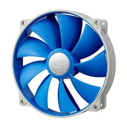 Deepcool Ultra Silent 140mm x 25mm Ball Bearing Case Fan with Anti-Vibration Frame PWM