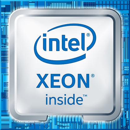 Intel® Xeon® E-2124G Processor, 8Mb Cache, 3.40 GHz, 4 Cores, 4 Threads, LGA1151, 71w, 1 Year Warranty - SERVER BUILDS ONLY