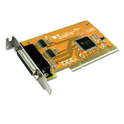 Sunix MIO5079AL PCI 2-Port Serial RS-232 and 1-Port Parallel IEEE1284 Card - Low Profile