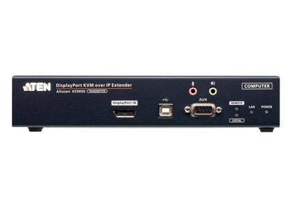 Aten 4K DP Single Display KVM over IP Transmitter