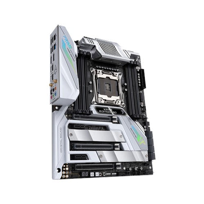 ASUS PRIME X299 EDITION 30 Intel ATX Motherboard LGA 2066 for Intel Core X-Series Processors with AI Overclocking