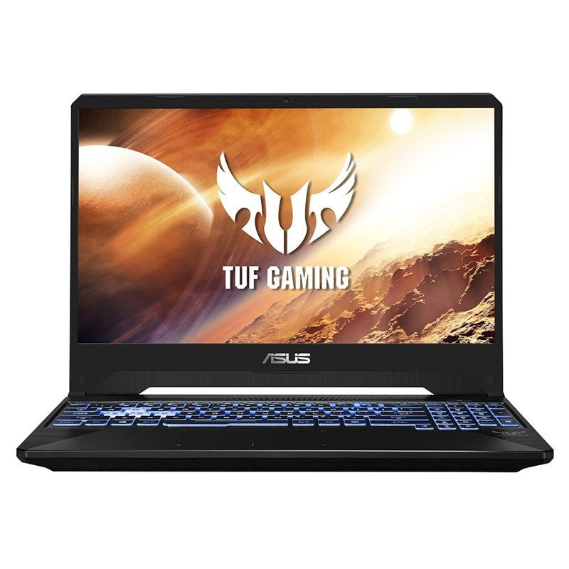 Asus TUF FX505DD 15.6' FHD IPS AMD R5-3550H 8GB 256GB SSD WIN10 HOME GTX1050 RBG Keyboard 3CELL 2.2kg 2YR WTY Gaming W10H Notebook