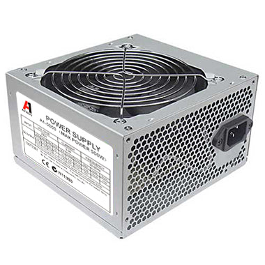 Aywun 500W Retail 120mm FAN ATX PSU 2 Years Warranty. Easy to Install