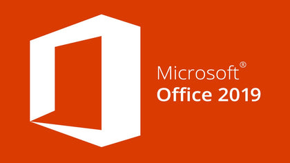 Microsoft Office Professional Plus 2019 - Licence - 1 PC - Open Licence - Windows - Single Language