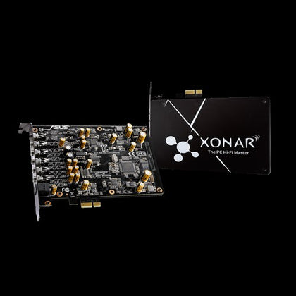 Asus XONAR-AE 7.1 PCIe Gaming Sound Card