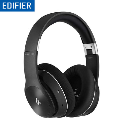 Edifier W828NB Bluetooth 5.0 Active Noise Cancelling, Reduction Foldable Hybrid Headphone  - 5.0 Stereo/BT/80hr Battery