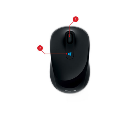 Sculpt Mobile Mouse Win7/8 EN/XT/ZH/HI/KO/TH APAC Hdwr Orchid