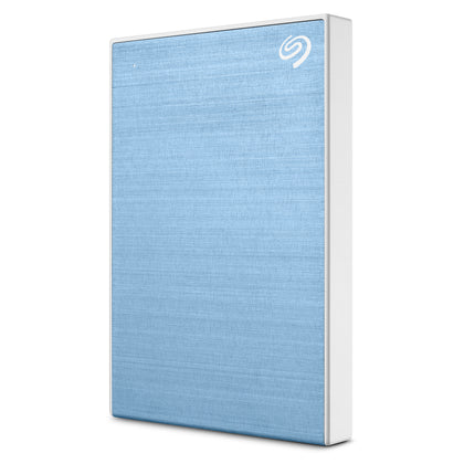 Seagate Backup Plus Slim, Blue, 1 Tb, 3 Yrs
