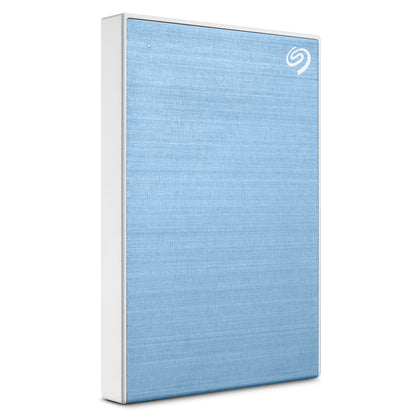 Seagate Backup Plus Slim, Blue, 2 Tb, 3 Yrs