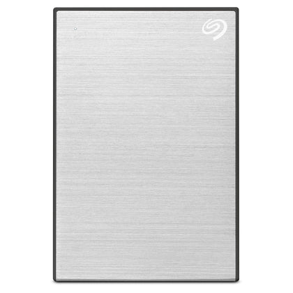 Seagate Backup Plus Slim, Silver, 1 Tb, 3 Yrs