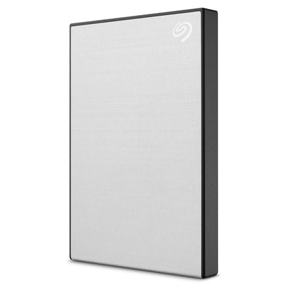 Seagate Backup Plus Slim, Silver, 2 Tb, 3 Yrs