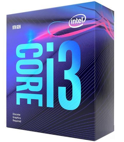 Intel Core I3 9100 F Processor (6 M Cache, Up To 4.20 G Hz)
