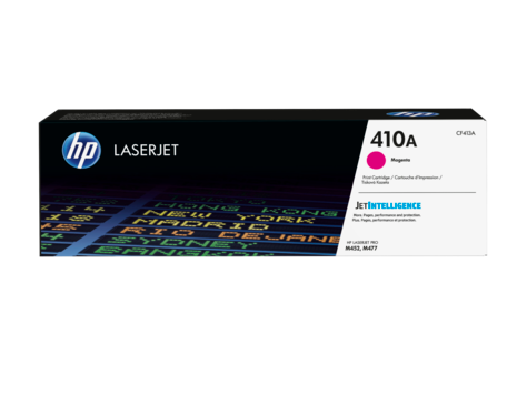 Hp 410 A Magenta Laser Jet Toner Cartridge