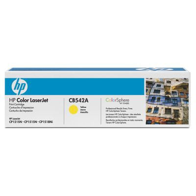 Hp Laser Jet Cp 1215/1515 Yellow Crtg
