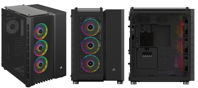 Corsair Crystal Series 680 X Rgb Case