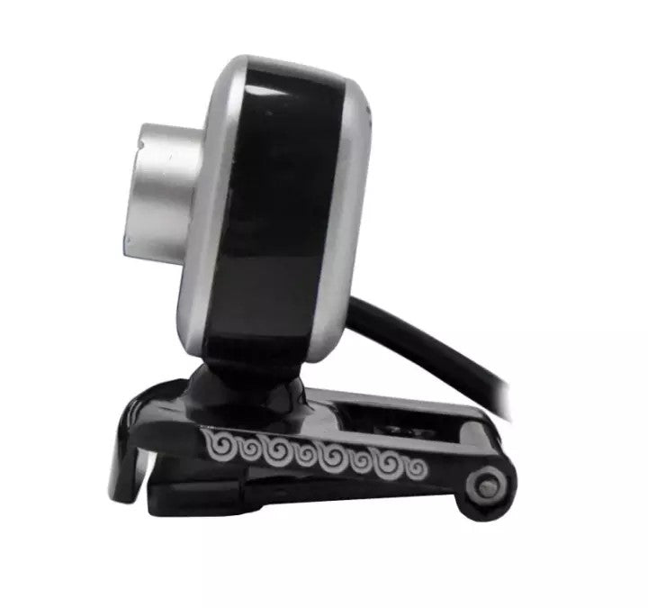 5MP Webcam For Desktop and Laptop compatible with Winsows 10 & windows 7