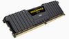 Corsair Vengeance Lpx Ddr4, 3000 M Hz 8 Gb 1 X 288 Dimm, Unbuffered, 16 20 20 38, Black Heat Spreader, 1.20 V, Xmp 2.0, Supports 6th Intel Core I5/I7