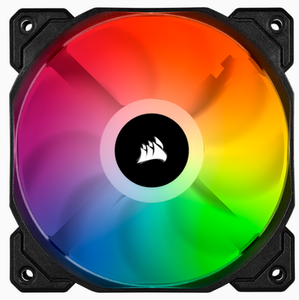 Corsair I Cue Sp120 Rgb Pro Performance 120mm Fan Product