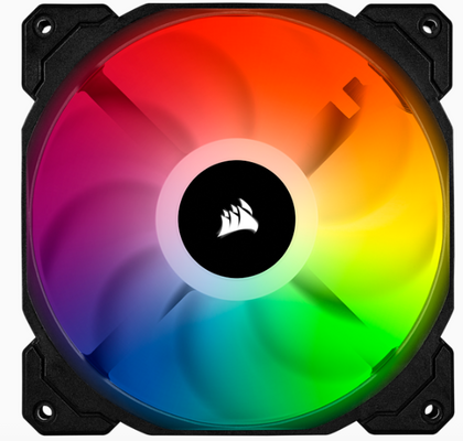Corsair I Cue Sp140 Rgb Pro Performance 140mm Fan