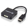 Alogic 3 In 1 Display Port To Display Port Hdmi Dvi Adapter   Male To 3 Female   Moq:3