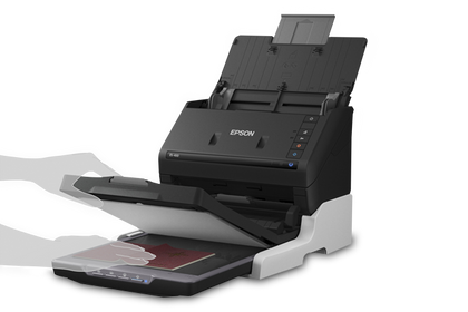 OPTIONAL FLATBED SCANNER CONVERSION KIT FOR EPSON DS-530