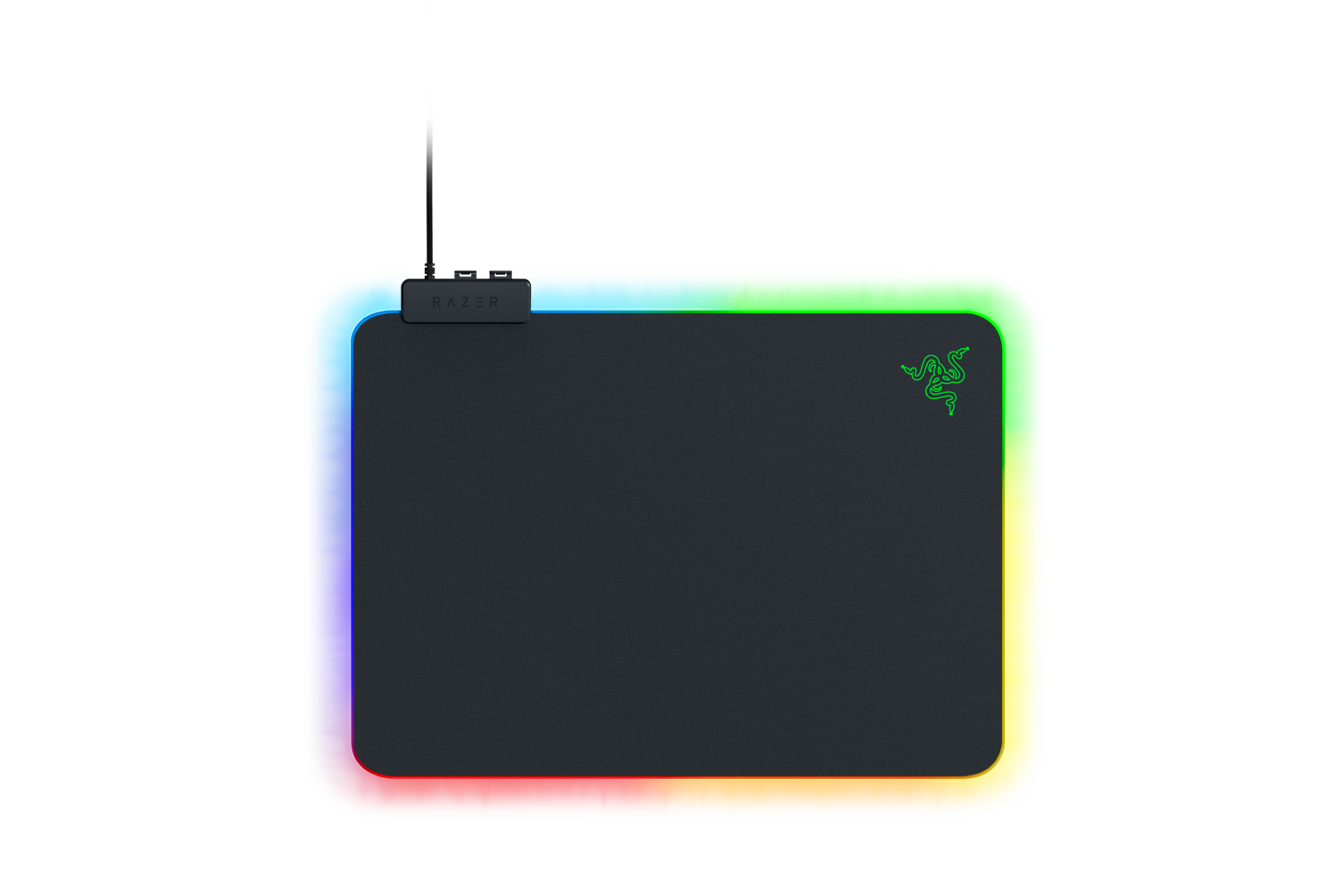Razer Firefly V2 - Hard Surface Mouse Mat with Chroma