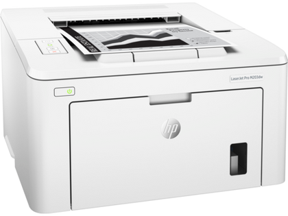 HP LaserJet Pro M203dw Printer G3Q47A,Duplex,800 MHz,256MB,LED display,Up to 20,000 pages,9.2KG