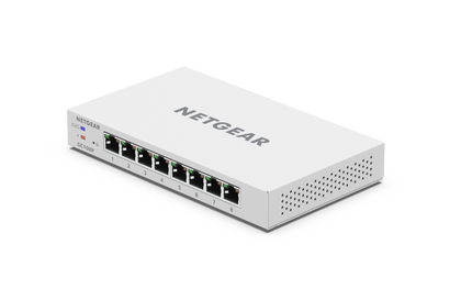Insight Managed 8 Port Po E+ Flex Po E Gigabit Smart Cloud Switch (64 W Po E Budget Extendable To 126 W)