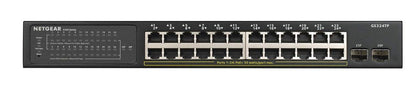S350 Series 24 Port Gigabit Po E+ Smart Managed Pro Switch With X 2 Sfp Ports