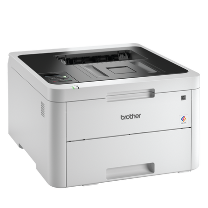 Brother Hl L3230 Cdw Networkable Colour Laser Printer  With 2 Sided Printing
