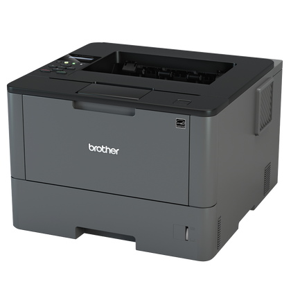 Brother Hl L5200 Dw Wireless High Speed Mono Laser Printer With 2 Sided Printing(40 Ppm, 250 Sheets Paper Tray, Built In Network & Wi Fi)